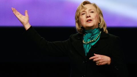 Hillary Clinton launched her presidential bid Sunday, April 12, through a video message on social media. She continues to be considered the overwhelming front-runner among possible 2016 Democratic presidential candidates.