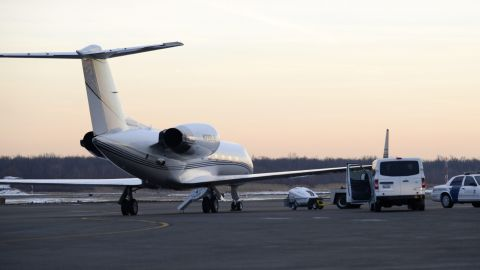 """U.S. Customs and Border Protection officers <a href=""""http://www.cnn.com/2014/01/31/showbiz/justin-bieber-plane/index.html"""">searched Bieber's private airplane</a> -- thought to be the one pictured -- January 31, 2014, at Teterboro Airport in New Jersey. Officers said they detected an odor of what seemed like marijuana after the plane landed, law enforcement sources told CNN. Drug-sniffing dogs were used to search the plane, according to one of the sources, but no sign of drugs were detected and no illegal substances were found. <a href=""""http://www.cnn.com/2014/07/04/showbiz/justin-bieber-faa/index.html?iref=allsearch"""" target=""""_blank"""">The investigation was closed in July. </a>"""