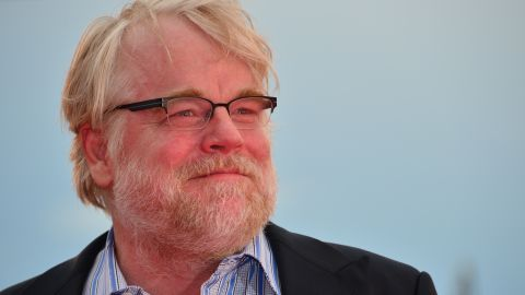 US actor Philip Seymour Hoffman arrives for the screening of 'The Master' during the 69th Venice Film Festival on September 1 , 2012 at Venice Lido. 'The Master' is competing for the Golden Lion in the Venezia 69 section of the festival. AFP PHOTO / GABRIEL BOUYS (Photo credit should read GABRIEL BOUYS/AFP/GettyImages)