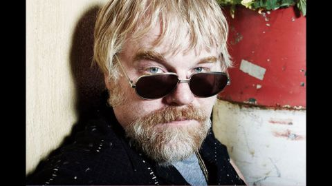 """Hoffman plays a DJ known as The Count in 2009's """"Pirate Radio."""""""