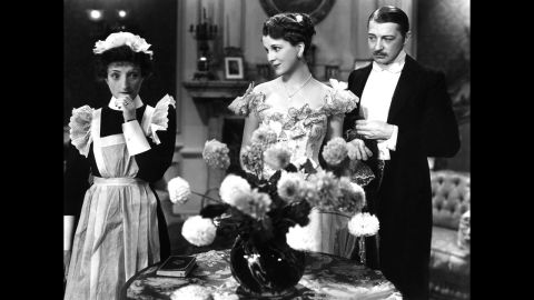 """<strong>""""Cavalcade"""" (1934):</strong> """"Cavalcade,"""" based on a Noel Coward play, won the 1932-33 prize for best picture. The film follows a London family from 1899 to 1933 and stars, left to right, Una O'Connor, Diana Wynyard and Clive Brook."""