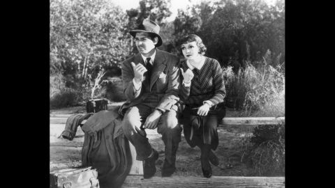 """<strong>""""It Happened One Night"""" (1935): </strong>""""It Happened One Night"""" was one of the great underdog winners. Its studio, Columbia, wasn't considered one of the majors at the time, and neither Clark Gable nor Claudette Colbert, its stars, were excited about the project. But it became the first film to sweep the five major categories of picture, actor, actress, director and screenplay. To this day, only two other films -- """"One Flew Over the Cuckoo's Nest"""" (1975) and """"The Silence of the Lambs"""" (1991) -- have pulled off the same trick."""