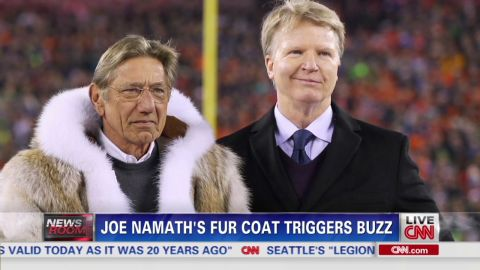 Legendary longtime NFL quarterback Joe Namath says he's helping in the search for the missing boys.