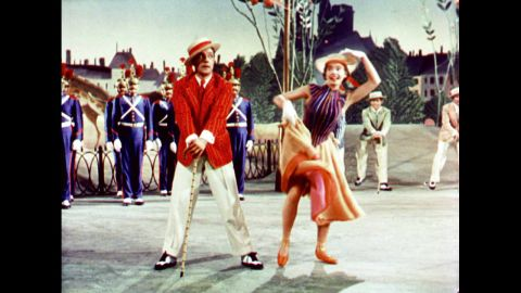 """<strong>""""An American in Paris"""" (1952):</strong> This MGM musical with Gene Kelly as an aspiring artist who falls for Leslie Caron in the City of Light faced stiff competition at the Oscars. But """"An American in Paris"""" scored a major upset when it beat dramatic heavyweights """"A Place in the Sun"""" and """"A Streetcar Named Desire"""" for best picture."""