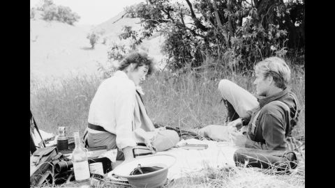 """<strong>""""Out of Africa"""" (1986):</strong> Isak Dinesen's autobiographical book was turned into a movie that won seven Oscars. Meryl Streep stars as the independent-minded Danish author who spent part of her married life in British East Africa, later Kenya. She falls for a big-game hunter, played by Robert Redford, while her fragile marriage falls apart."""