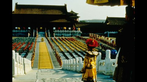 """<strong>""""The Last Emperor"""" (1988):</strong> Director Bernardo Bertolucci's film about the life of Chinese emperor Puyi won nine Oscars -- quite an achievement, considering it was nominated for zero awards in the acting categories. Besides best picture, it also won best director, best adapted screenplay and best cinematography, among others."""