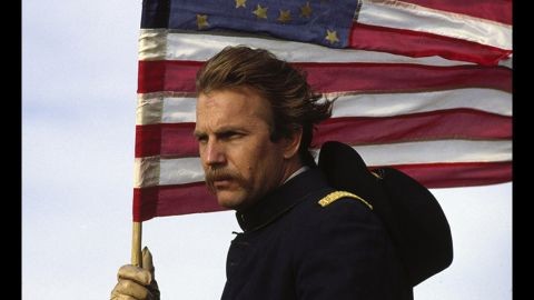 """<strong>""""Dances With Wolves"""" (1991):</strong> In what was essentially a two-horse race, Kevin Costner's three-hour """"Dances With Wolves"""" faced off against one of Martin Scorsese's best, """"Goodfellas."""" """"Dances With Wolves,"""" about a Civil War soldier who falls in with a Lakota tribe in the American West, was the decisive winner, earning best picture, best director for Costner and best adapted screenplay for Michael Blake, three of its seven Oscars. """"Goodfellas"""" won just one: Joe Pesci's best supporting actor trophy."""