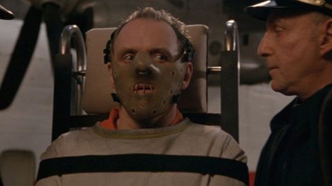 """<strong>""""The Silence of the Lambs"""" (1992):</strong> It's rare that a film released early in the year manages to even get nominated for best picture, not to mention winning the award, but """"Lambs"""" -- based on the Thomas Harris novel about a serial killer helping an FBI agent to catch another killer -- took home best picture, best actor (Anthony Hopkins, who plays Hannibal Lecter), best actress (Jodie Foster), best director (Jonathan Demme) and best adapted screenplay. Hopkins' performance had relatively little screen time -- less than 20 minutes -- but was so commanding he can be credited for the continuing fascination with Lecter, who now headlines an NBC series."""