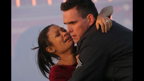 """<strong>""""Crash"""" (2006):</strong> Few best pictures have been as polarizing as """"Crash,"""" about the criss-crossing lives of several Los Angeles residents. The film touches on issues of race and justice and stars -- among many others -- Thandie Newton and Matt Dillon."""