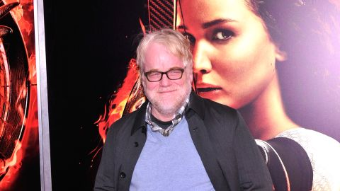 """The <a href=""""http://www.cnn.com/2014/02/02/showbiz/philip-seymour-hoffman-obit/index.html"""">death of Philip Seymour Hoffman </a>won't affect the release of the last """"Hunger Games"""" movie, as he had <a href=""""http://variety.com/2014/film/news/philip-seymour-hoffmans-death-will-not-delay-hunger-games-finale-1201083110/#"""" target=""""_blank"""" target=""""_blank"""">completed filming of most of his scenes as game master Plutarch Heavensbee.</a>"""