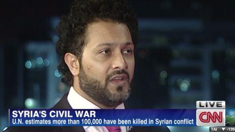 syrian rebel infighting impact al qaeda isis_00020429.jpg