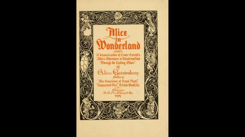 'Alice in Wonderland' by Lewis Carroll