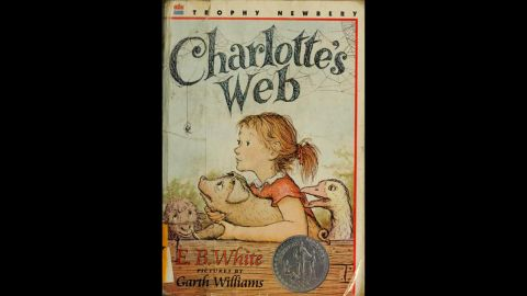 'Charlotte's Web' by E.B. White