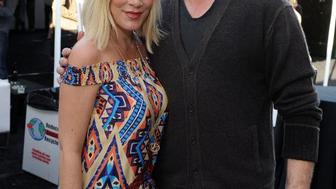 """It's unclear whether <a href=""""http://www.cnn.com/2014/01/23/showbiz/dean-mcdermott-rehab/"""" target=""""_blank""""><strong>Dean McDermott</strong></a> was trying to address the rumors that he'd cheated on wife Tori Spelling when he announced that he was going to rehab in January 2014 or if that was just unfortunate timing. Either way, <a href=""""http://www.tmz.com/2014/01/23/dean-mcdermott-rehab-treatment-tori-spelling-cheating/"""" target=""""_blank"""" target=""""_blank"""">the reality star and actor has said</a> that he's seeking help for """"some health and personal issues"""" and that he's """"truly sorry for the mistakes I have made and for the pain I've caused my family."""""""