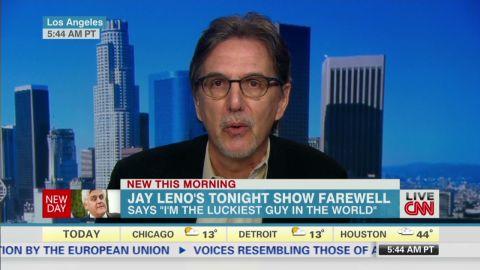 Jay Leno goodbye Medeiros Newday _00011329.jpg
