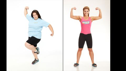 """Dannielle """"Danni"""" Allen won season 14 of """"The Biggest Loser"""" in 2013. She entered the competition at 258 pounds, and by the end of it she was down to 137."""