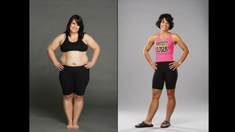 """Season 5's Ali Vincent was the first woman to win the weight-loss competition. She slimmed down to 124 from her starting weight of 234, a journey she reflected on in her book, """"Believe It, Be It: How Being The Biggest Loser Won Me Back My Life."""" In April 2016 she revealed that she had gained back almost all the weight."""