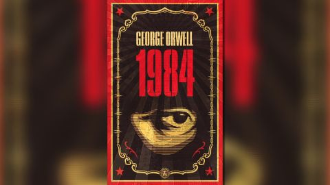 """""""1984"""" was originally published in 1949."""