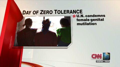 exp  CNNi Newsroom FGM No Tolerance Day_00002001.jpg