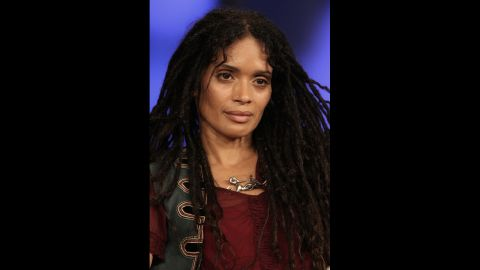 """Actress Lisa Bonet, best known for her role as Denise Huxtable on """"The Cosby Show"""" and """"A Different World,"""" is the daughter of a white Jewish mother and an African-American father."""