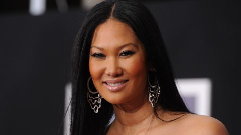 """Television personality Kimora Lee Simmons is the daughter of a Japanese mother and a black American father. """"I consider myself to be one of the black women in fashion who made it,"""" she told <a href=""""http://nymag.com/nymetro/shopping/fashion/features/9306/index2.html"""" target=""""_blank"""" target=""""_blank"""">New York magazine</a>. """"But black women don't look at me like that."""""""