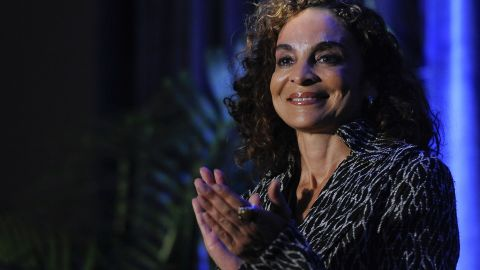 """Jasmine Guy, known for her role as Whitley Gilbert in """"A Different World,"""" was born to a mother of Portuguese descent and an African-American minister and Morehouse College instructor."""