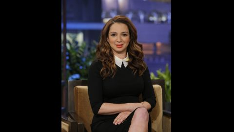 """Actress Maya Rudolph is the daughter of soul singer Minnie Riperton and songwriter Richard Rudolph. """"I don't care for labels,"""" she said in the HBO documentary<a href=""""http://www.youtube.com/watch?v=ys0M9u0wQUA"""" target=""""_blank"""" target=""""_blank""""> """"The Black List</a>."""" """"They're just kind of, forced."""""""