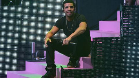 """Rapper Drake is the son of a black father and a white Jewish mother. """"I'm all mixed up, and people embrace that,"""" he told the <a href=""""http://blogs.villagevoice.com/music/2011/11/drake_interview_asap_rocky_nelly_battle_rap.php"""" target=""""_blank"""" target=""""_blank"""">Village Voice</a>."""