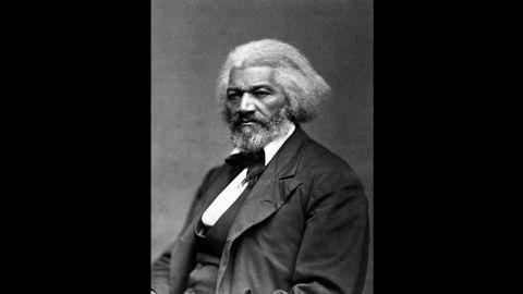 """""""My mother was of a darker complexion. ... My father was a white man,"""" abolitionist Frederick Douglass wrote in the autobiography, """"Narrative of the Life of Frederick Douglass, an American Slave."""""""