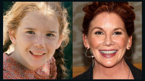 """Melissa Gilbert, the actress who played the feisty, kindhearted Laura Ingalls from ages 9-19, still knows how to drive a stagecoach. It's a skill she mastered during the series. In recent years, Gilbert competed on """"Dancing with the Stars"""" and authored a children's book. Gilbert, 51, married actor Timothy Busfield, and the couple resides in rural Michigan. She is currently <a href=""""http://www.cnn.com/2015/08/10/politics/melissa-gilbert-house-on-the-prairie-congress/"""">running for a seat in Congress.</a>"""