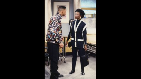 "Janet Hubert as Vivian Banks, an educator, in ""The Fresh Prince of Bel-Air."""
