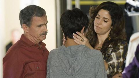 """Ana Ortiz as Hilda Suarez, who owned a salon, in """"Ugly Betty."""""""