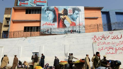 Shama Cinema is well-known in Peshawar, Pakistan, for showing pornographic movies.
