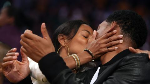"""<a href=""""http://www.huffingtonpost.com/2009/06/16/jada-pinkett-smith-have-s_n_216427.html"""" target=""""_blank"""" target=""""_blank"""">Jada Pinkett Smith on keeping things fresh</a>: """"Think of places outside that are comfortable to have sex. Does he have access to his office? Have a fantasy date. Be his secretary! Be sneaky. Your girlfriend's house at a party. The bathroom! A guest bedroom! Just switch it up."""""""