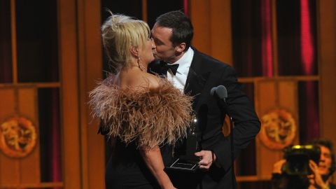 """<a href=""""http://www.goodhousekeeping.com/family/celebrity-interviews/hugh-jackman"""" target=""""_blank"""" target=""""_blank"""">Hugh Jackman on romancing Deborra Lee-Furness</a>: """"My No. 1 rule for romance is surprise. (Once) I pretended I was still on the set, and I called Deb and said, 'I'll be back late tonight.' ... And she got such a shock (that) I'd made reservations at our favorite lunch place. It was three hours before the kids finished school, and it was awesome because it was unplanned."""""""