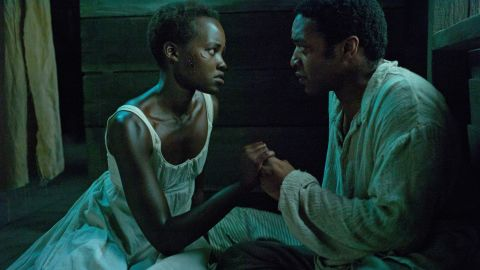 """""""There is something about acting that's mysterious and magical, because there is only so much I can do to prepare, and then I have to just let go and breathe and believe that it will come through,"""" Nyong'o said."""