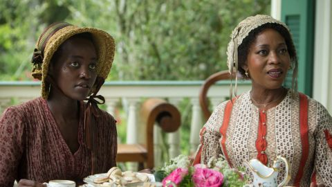 """""""12 Years A Slave"""" has been hailed by many as one of the best movies of the year."""