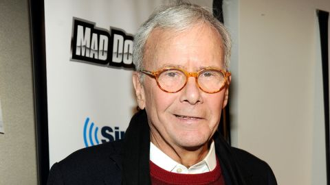 """Famed journalist Tom Brokaw <a href=""""http://www.cnn.com/2014/02/11/showbiz/tom-brokaw-cancer/index.html"""" target=""""_blank"""">revealed in February 2014 that he had been diagnosed with multiple myeloma</a>, a cancer that affects blood cells in the bone marrow."""