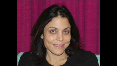 """Talk-show host Bethenny Frankel<a href=""""https://twitter.com/Bethenny/status/432931745717960705"""" target=""""_blank"""" target=""""_blank""""> tweeted a picture </a>of herself without makeup in February 2014. """"This is my 'it's Monday' face, which looks very similar to my 'I'm exhausted and it's only Monday' face,"""" she wrote."""