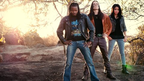"""""""Skinflint"""" are one of Botswana's leading metal bands, and have played in South Africa, Kenya and even as far afield as Sweden."""
