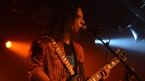 """""""There has been a strong interest in the African metal scene. It has grown both locally and internationally,"""" says Skinflint singer and guitarist Giuseppe Sbrana."""