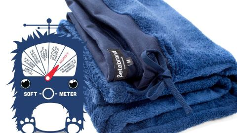 """These are the Betabrand Vajamas which the company notes as being """"Vagisoft"""" on the Soft-o-Meter. Yes, you read that correctly. Vagisoft. How soft are they? Well ..."""