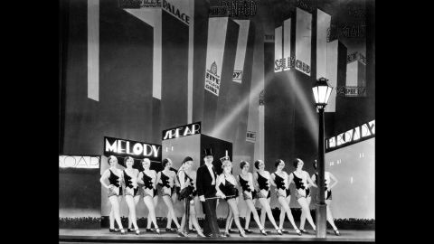 """<strong>""""The Broadway Melody"""" (1930):</strong> The musical """"The Broadway Melody"""" was the first sound film to win best picture. The film stars Charles King, Anita Page and Bessie Love."""