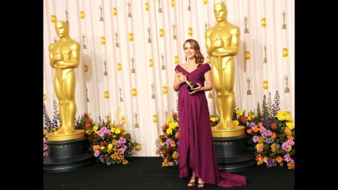 """Oscar winner Natalie Portman was born in Israel and is a dual citizen of the U.S. and her native land. She can speak a number of languages,<a href=""""https://www.youtube.com/watch?v=n-PDArBZrz8"""" target=""""_blank"""" target=""""_blank""""> including Hebrew</a>, German and French."""