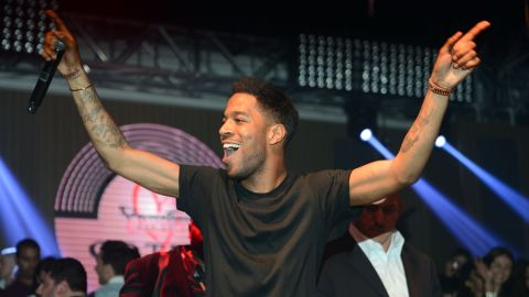 """Kid Cudi's parents are <a href=""""http://newsroom.mtv.com/?p=10248"""" target=""""_blank"""" target=""""_blank"""">black and Mexican</a>, and he told <a href=""""http://newsroom.mtv.com/?p=10248"""" target=""""_blank"""" target=""""_blank"""">MTV </a>that he created the alter ego Juan Pablo as a nod to his Mexican roots."""