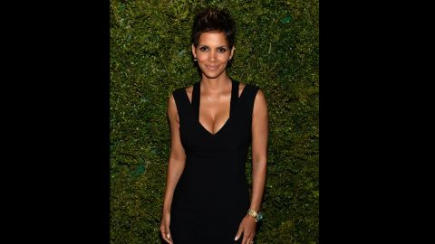"""""""My mother is very tough,"""" Halle Berry told The New York Times in 2002. """"She taught me when I was little that I'm her daughter, I'm half white, but when you leave this house people will assume you're black and you'll be discriminated against. So accept being black, embrace it. She said if I fight it, I will have a battle with them and a battle inside myself."""""""