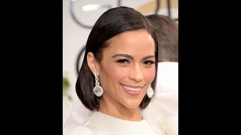 """Actress Paula Patton, born to a white teacher and black defense attorney, told <a href=""""http://www.womenshealthmag.com/life/paula-patton#."""" target=""""_blank"""" target=""""_blank"""">Women's Health magazine</a> that she considered the term """"biracial"""" offensive: """"It's a way for people to separate themselves from African-Americans ... a way of saying 'I'm better than that,' """" she said in 2010. """"I'm black because that's the way the world sees me. People aren't calling Barack Obama biracial. Most people think there's a black president."""""""
