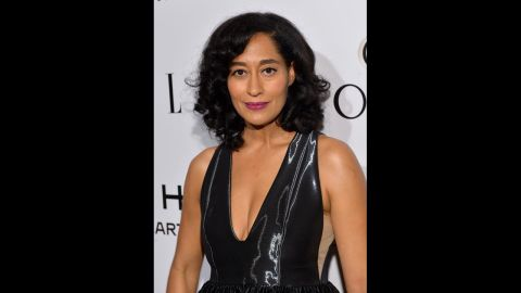 """Actress Tracee Ellis Ross is the daughter of singer Diana Ross and <a href=""""http://www.people.com/people/archive/article/0,,20066087,00.html"""" target=""""_blank"""" target=""""_blank"""">music manager Robert Ellis Silberstein</a>. """"According to the casting world, I'm a black actress,"""" says Ross. """"But I always say that I'm a woman of color - several colors, because I'm black and Jewish. And that's been a great blessing in my life."""""""