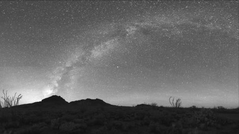 <strong>Big Bend National Park (Texas): </strong>In this picture the swirl of the Milky Way can clearly be seen from Panther Junction, the center of Big Bend National Park in Texas. Among the stars, you can also see the constellations Gemini, Taurus and Orion. It's the only dark sky park in the Northern Hemisphere where you can see parts of the Southern Cross.
