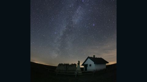 <strong>Hortobágy National Park (Hungary):</strong> Pristine night skies were a perk and a necessity for Hortobágy's traditional shepherds in Hungary. Early 20th-century shepherds relied heavily on knowledge of stars and constellations for livelihood and cultural reasons.